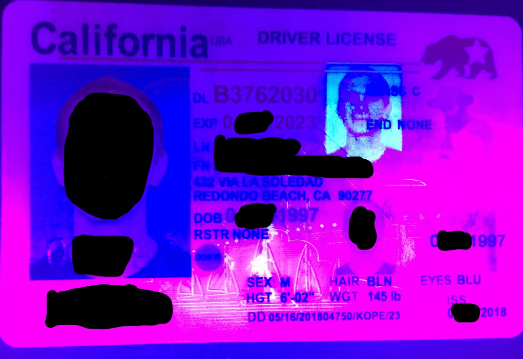 new california id